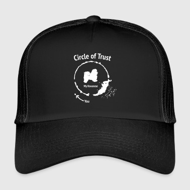 Funny Havanna skjorte - Circle of Trust - Trucker Cap