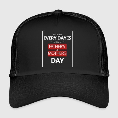 Mothers day-mothersday-fathers-day - Trucker Cap