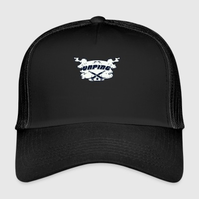 Vaping cloud - Trucker Cap