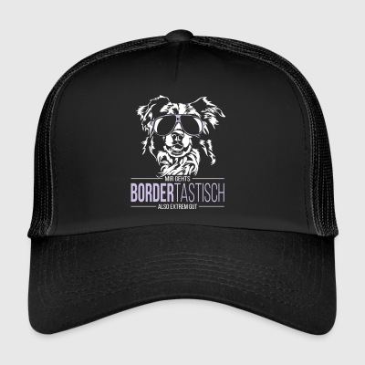 BORDERTASTISCH Border Collie - Trucker Cap