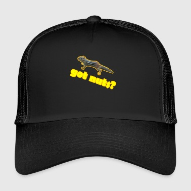 Got Nuts - Squirrel wants nuts - Trucker Cap