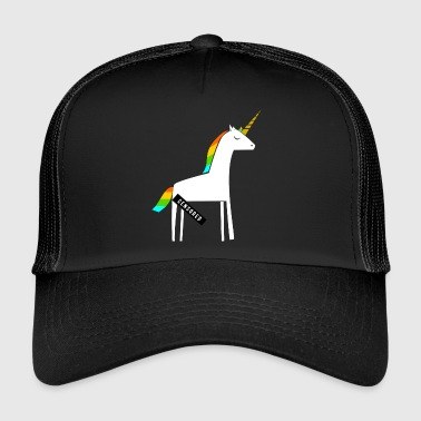 Dirty Unicorn / Funny / provocative - Trucker Cap
