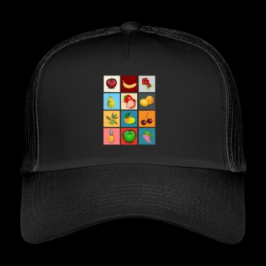 fruits - Trucker Cap