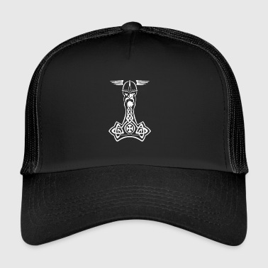 młot Thora, Mjolnir - God of Thunder - Trucker Cap