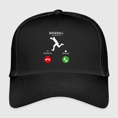 Call Mobile Call baseball - Trucker Cap