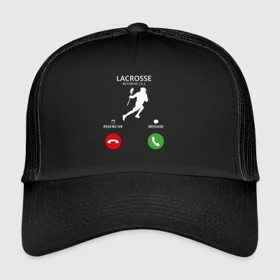 Call Mobile call lacrosse - Trucker Cap