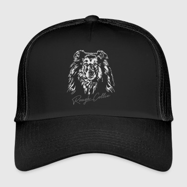 ROUGH COLLIE - Trucker Cap