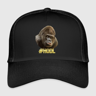 Gorilla or #HODL - Trucker Cap