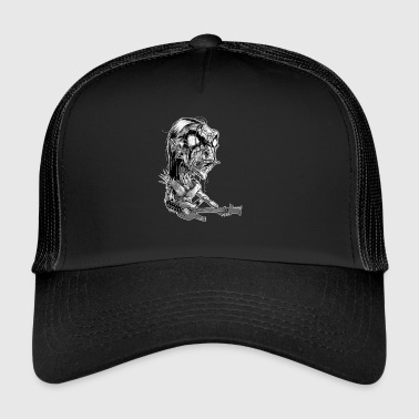 Black-Metal-Sven - Trucker Cap