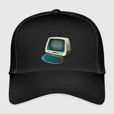 Retro PC - Trucker Cap