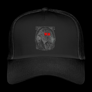 Washington Transparent - Trucker Cap