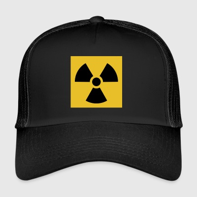 Radiation warning - Trucker Cap