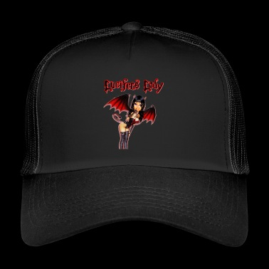 Lucifer2 kipri 2018 - Trucker Cap