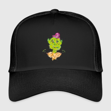 Crazy Alien - Trucker Cap