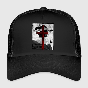 VELVET CROSS - Trucker Cap