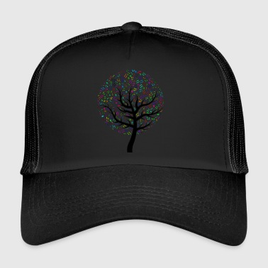 Musictree - Trucker Cap