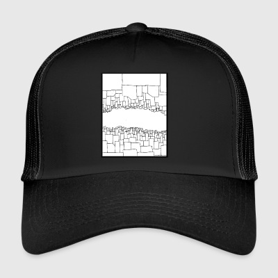 villemirroir - Trucker Cap