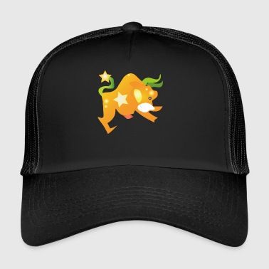 cow206 - Trucker Cap