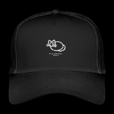 Crooks quietly become intrusive - Trucker Cap