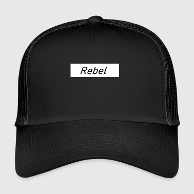 Rebel - Trucker Cap