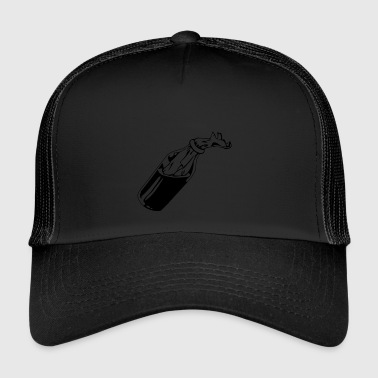 molotovcocktail - Trucker Cap