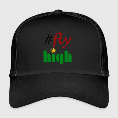 #flyhigh - Trucker Cap