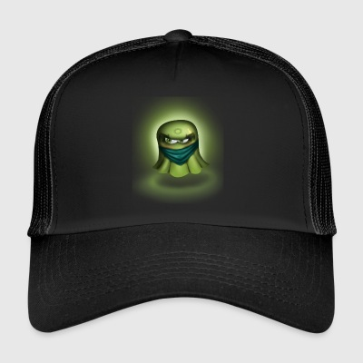 Ninja Ghost - Trucker Cap