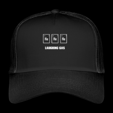 Helium Laughing Gas gave - Trucker Cap