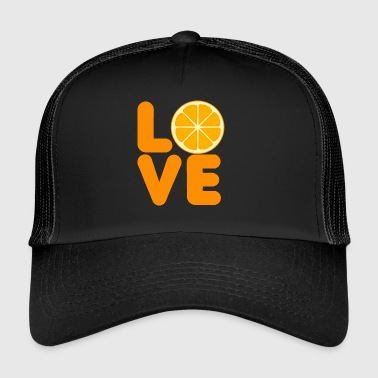 Fruit / Fruit: Love Oranje - Trucker Cap