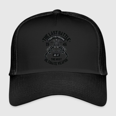 The Last Battle - Trucker Cap