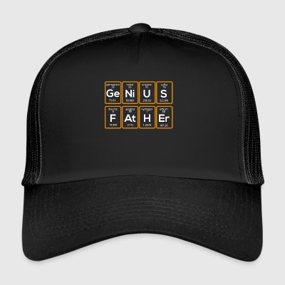 Genius father - Trucker Cap