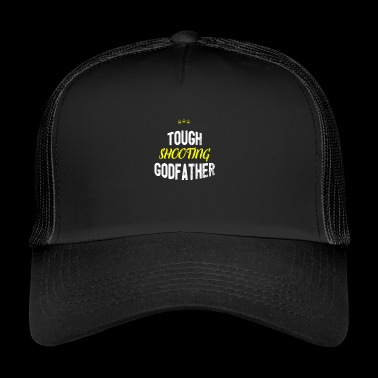 Distressed - TOUGH PRISE DE VUE PARRAIN - Trucker Cap