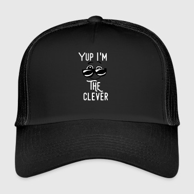 intelligent - Trucker Cap