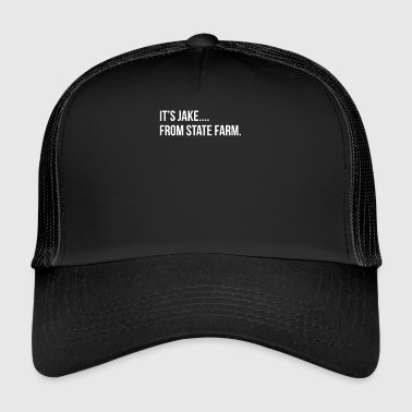 Se on JAKE VALTION FARM - Trucker Cap