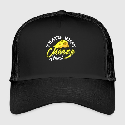C'est ce que Cheeze Head - Trucker Cap