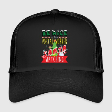 Poczta Worker Christmas Gift Idea - Trucker Cap