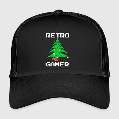 Retro Gamer - Trucker Cap