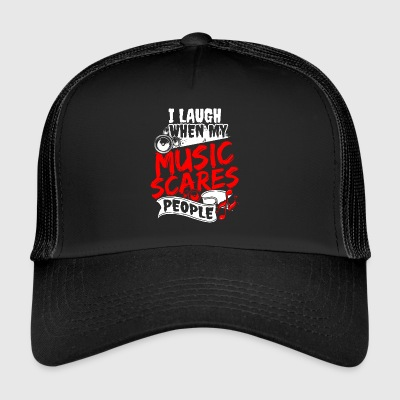 DJ Music Sound Rock Party Gift - Trucker Cap