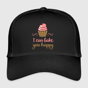 backen - Trucker Cap