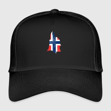 Norway Viking - Trucker Cap