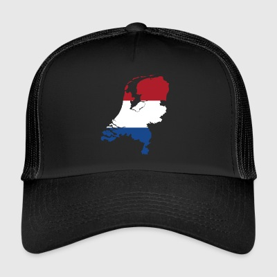 Holland Flagge - Trucker Cap