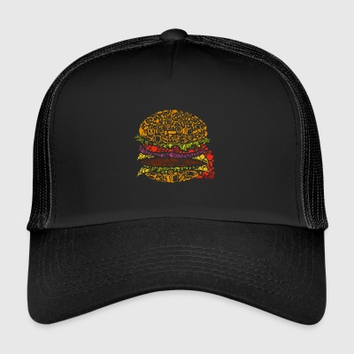 Burger Art - Trucker Cap