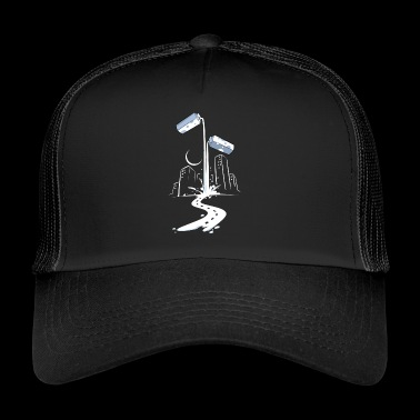 The Milky Highway - Trucker Cap
