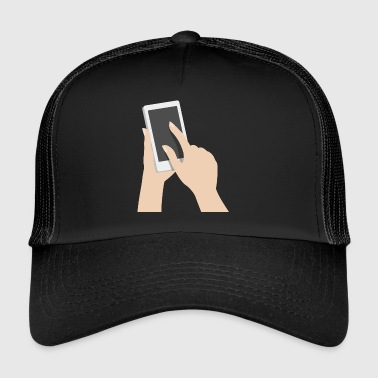 mobile - Trucker Cap