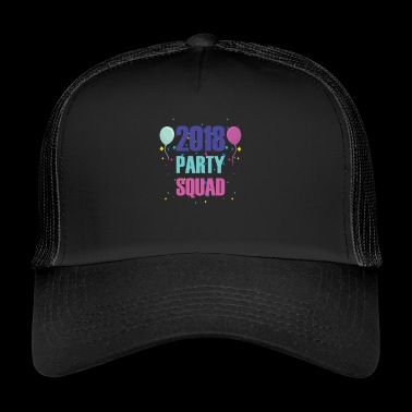 Party Squad gave til Party People - Trucker Cap