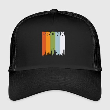 Bronx Skyline gave til New Yorkers - Trucker Cap