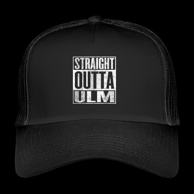 Straight outta Ulm - Trucker Cap