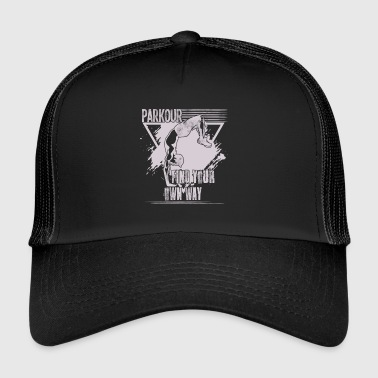 Running Park-our Design gratuito - Trucker Cap