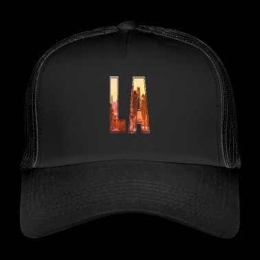 Los Angeles / LA - Trucker Cap
