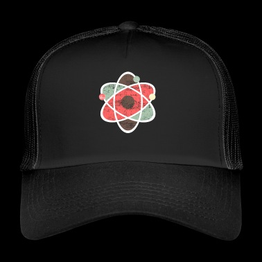 Science atomique de chimie de symbole - Trucker Cap